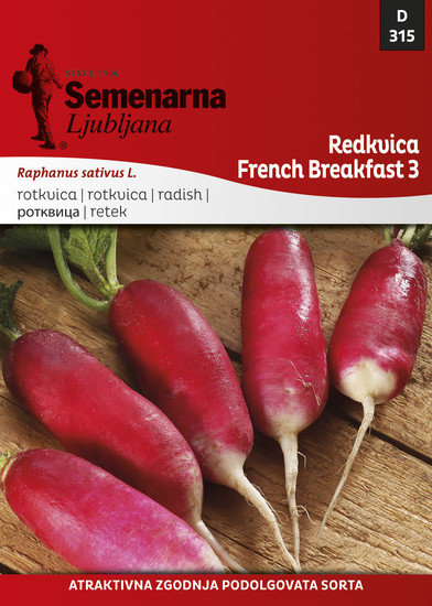 Redkvica French Breakfast 3